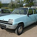 Renault 5l 1973