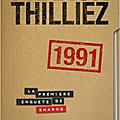 1991 - <b>FRANCK</b> THILLIEZ.