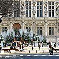 Place de l'hôtel de ville de paris