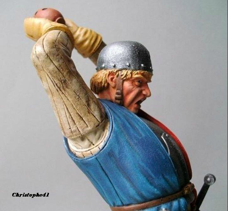 homme d'arme Anglais 15ème siècle - PICT6365