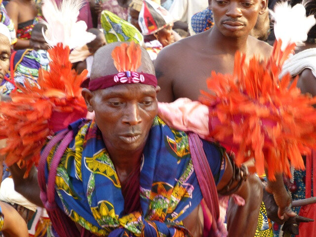 Bénin : Fête du vaudou