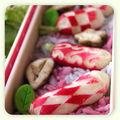 Bento n°55 .:. vive les radis !!