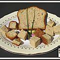 Le pain de thon...