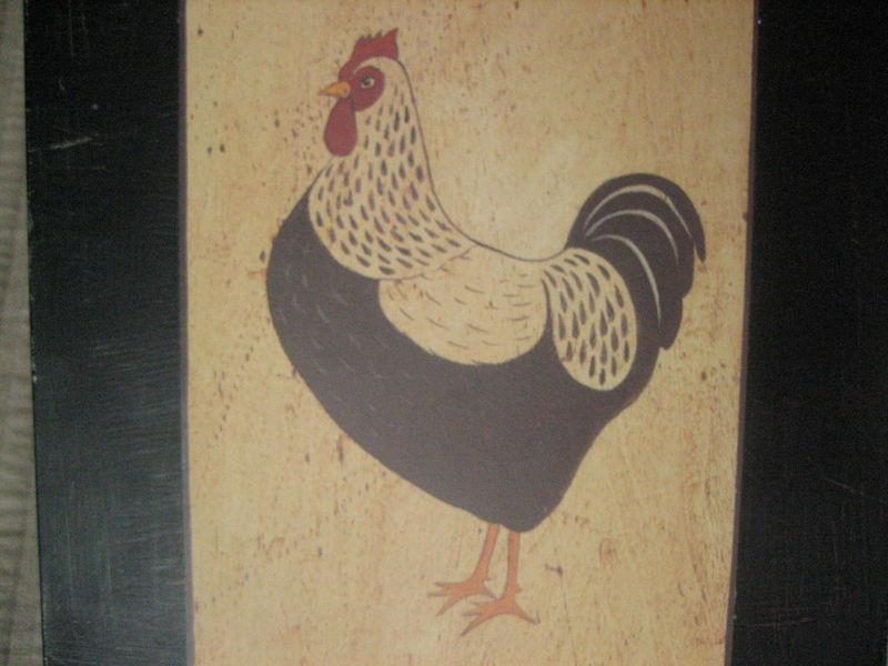 Boite poule vendue