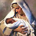 Marie <b>Mère</b> de Dieu