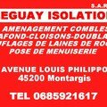 LEGUAY ISOLATION