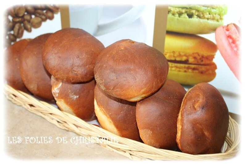 Pain au lait fa on tangzhong thermomix les folies - Cuisine 100 facons thermomix ...