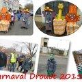 <b>Drouot</b> - Un <b>carnaval</b> haut en couleur...