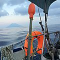 Le voyage de Guilbora - 8 août 2015 - huitième jour de voyage - arrivée à <b>Reggio</b> di Calabria