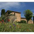 Village St Maurice dans la Drôme