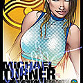 Art Book : Michael Turner sketchbook <b>Aspen</b>