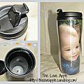 Un mug <b>thermos</b> personnalisé avec Personello {concours inside}