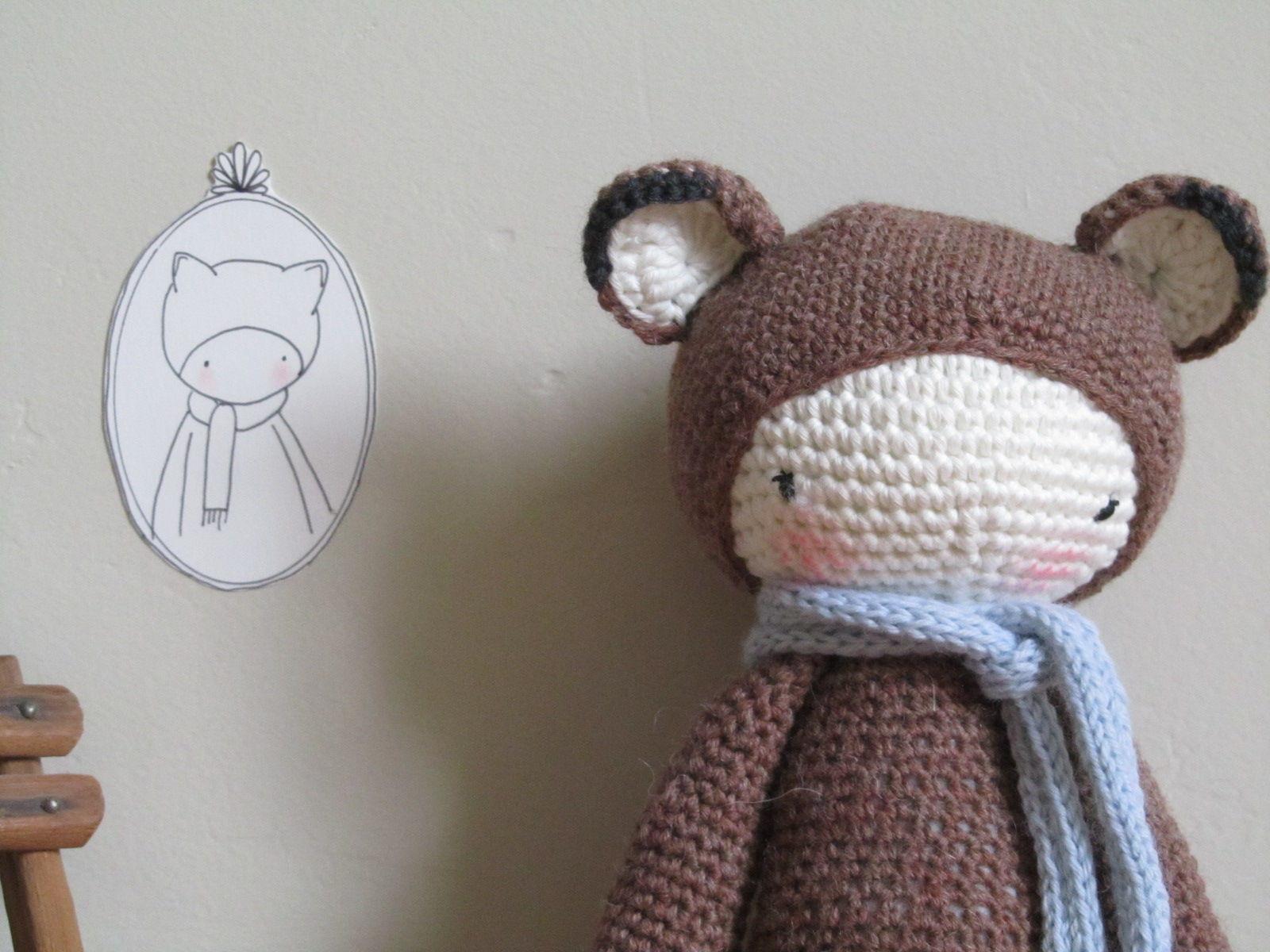 RENARD au crochet by LALYLALA (4)