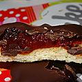 Pim's fraise & caramel beurre salé