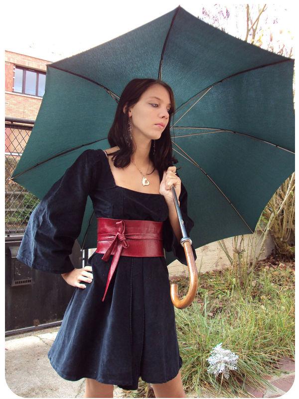 robe à plis soleil