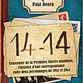 14-14, paul beorn, silène edgar