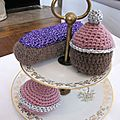 patisseries au crochet