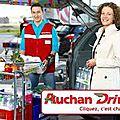 AUCHAN GUILHERAND ....prochainement un DRIVE !!!