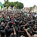 Guyane: un policier