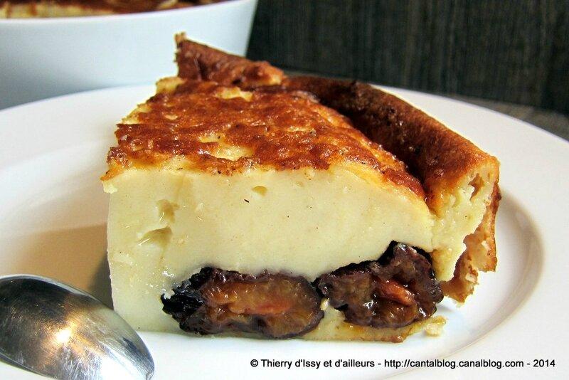 Le far breton recette traditionnelle un grain de - Recettes cuisine alsacienne traditionnelle ...
