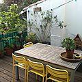 Appartement 83 m² + gde terrasse rue Sainte Catherine à Montpellier