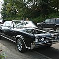 Oldsmobile cutlass supreme 2door convertible 1967