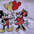 Mickey et minnie terminé!