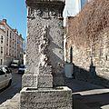 Lyon #35 - la fontaine de la rue de trion