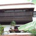 Icod de los Vinos-casa del drago balcon