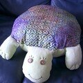 coussin tortue