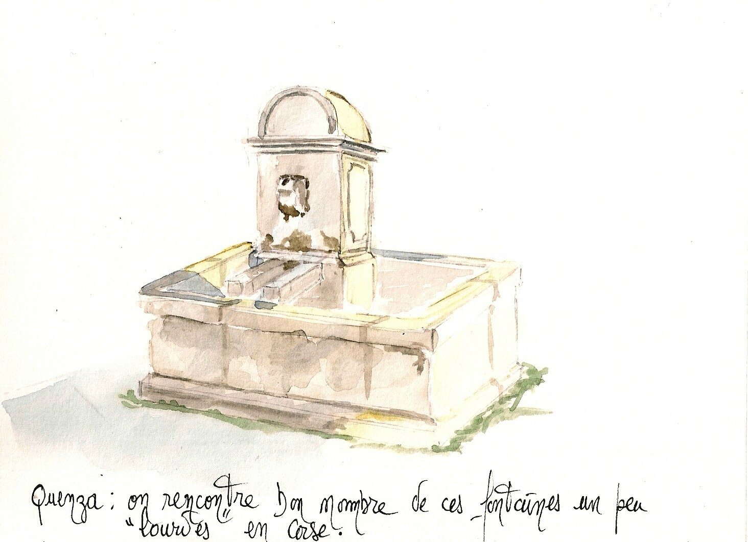 Fontaine Quenza
