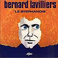Track-by-track : Le Stéphanois - Bernard <b>Lavilliers</b>