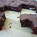 Un tour en cuisine 125: brownie aux noix et noisettes