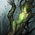 Les fées des arbres - dryades et hamadryades