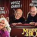 Campagne présidentielle 2012 : un spectacle de marionnettes ?