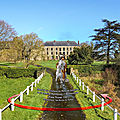 <b>Henri</b> IV au château du Parc de Soubise, de la famille Parthenay – l'Archevêque (Time Travel 1587)