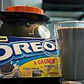 Milk shake Oreo de Frank