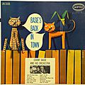 Count Basie - 1955 - Basie's Back In Town (Epic)