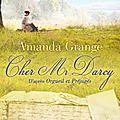 Cher Mr Darcy - <b>Amanda</b> <b>Grange</b>
