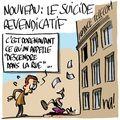 Nouveau : le suicide revendicatif