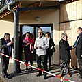 Nouvelle salle des Fêtes à Epenède (Charente)