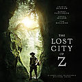 The lost city of z de james gray