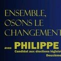 La campagne a commencé en ariège ! votez philippe calleja !