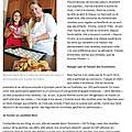 Article pour les 1 an du blog (le télégramme du 21 septembre 2014)