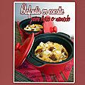 Clafoutis en cocotte : poire <b>figue</b> & amande (cuisine du placard)