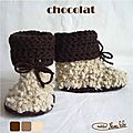 chaussons bebe bottes 04