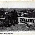 ¤ MEUDON EN 1900