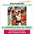 OTTOBRE design au salon L'Aiguille en Fête 2014