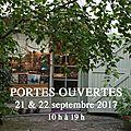 Portes ouvertes à l'atelier cadrat : 21 & 22 septembre 2017