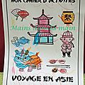 Coloriage nouvel an chinois